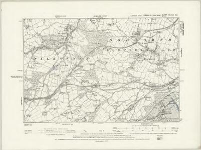Yorkshire CCLXXIII.NE - OS Six-Inch Map