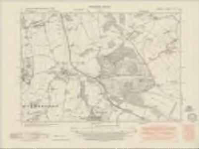 Somerset XXIX.NE - OS Six-Inch Map