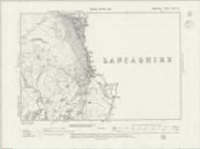 Cumberland LXXXVI.SE - OS Six-Inch Map