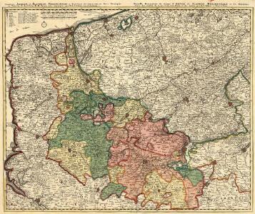 Comitatus Artesiae et Flandriae Meridionalis et Regionum Circumjacentium