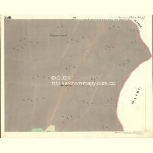 Seewiesen - c2788-2-023 - Kaiserpflichtexemplar der Landkarten des stabilen Katasters