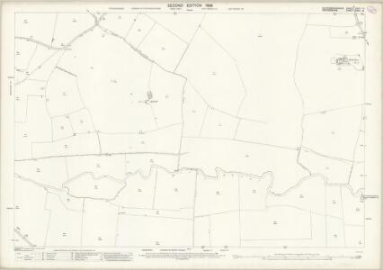 Buckinghamshire XXXII.14 (includes: Great Haseley; Long Crendon; Shabbington; Thame) - 25 Inch Map