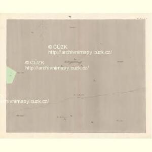 Klein Mohrau - m1688-1-005 - Kaiserpflichtexemplar der Landkarten des stabilen Katasters