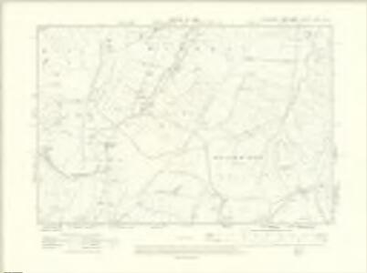 Yorkshire LXXXI.NW - OS Six-Inch Map