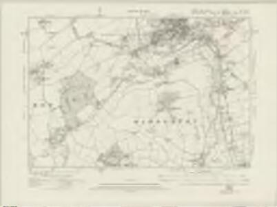 Essex nXI.SW - OS Six-Inch Map