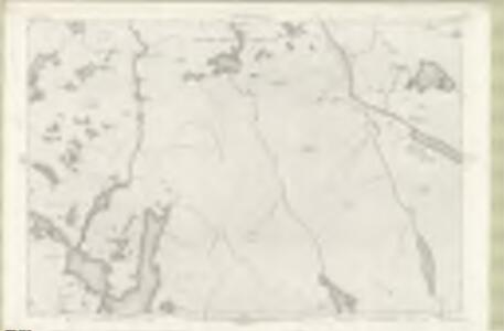 Ross and Cromarty Sheet XXXIII - OS 6 Inch map