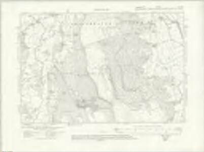 Lancashire IX.SW - OS Six-Inch Map