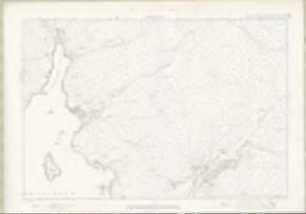 Inverness-shire - Isle of Skye Sheet XXVIII - OS 6 Inch map