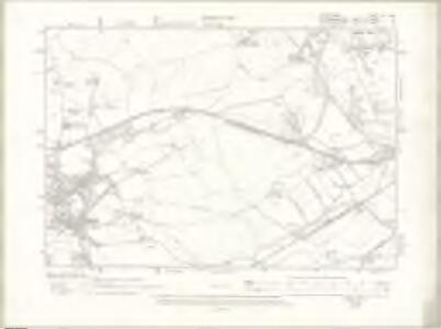 Lanarkshire Sheet XIII.NE - OS 6 Inch map