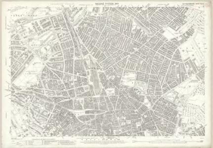 Nottinghamshire XLII.2 (includes: Nottingham) - 25 Inch Map