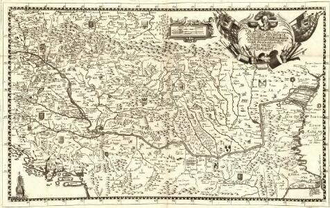 Eigentliche Vorstellung des so berühmten König: Reichs Ungarn neben Sibenbürgen, Moldau, Wallachey, Posnien und andern Ländern mehr bis an Constantinopel