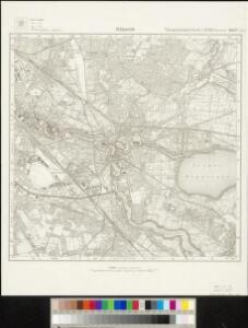 Meßtischblatt 3547 : Köpenick, 1942