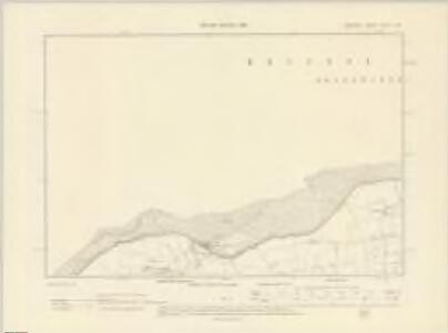 Somerset XXXVII.NW - OS Six-Inch Map