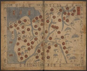 天下輿地圖:忠清道