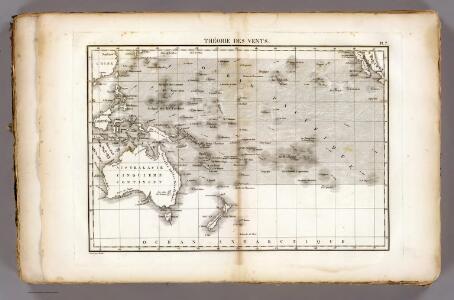 Vents (Ocean Pacifique)
