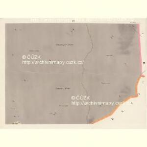 Natschung - c4936-1-006 - Kaiserpflichtexemplar der Landkarten des stabilen Katasters