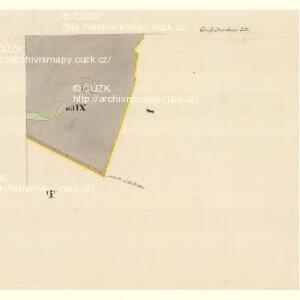 Gross Deschau - m3335-1-013 - Kaiserpflichtexemplar der Landkarten des stabilen Katasters