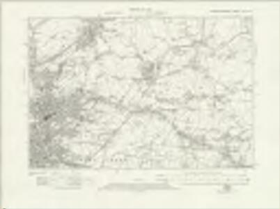 Carmarthenshire LVIII.NE - OS Six-Inch Map