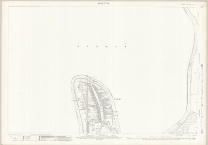 Yorkshire XV.15 (includes: Aislaby; Egglescliffe; Ingleby Barwick; Yarm) - 25 Inch Map