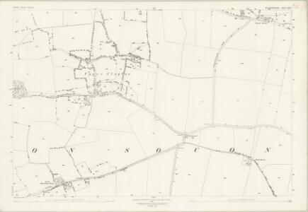Bedfordshire VIII.8 (includes: Eaton Socon) - 25 Inch Map