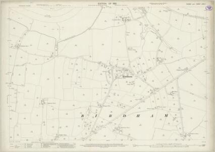 Sussex LXXIII.1 (includes: Birdham) - 25 Inch Map