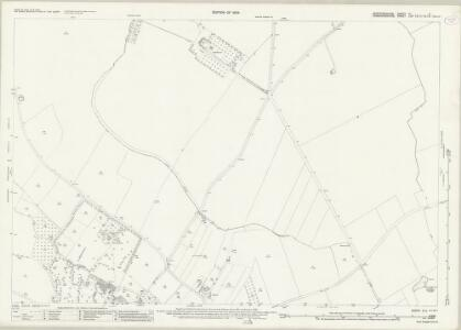 Hertfordshire IV.5 (includes: Ashwell; Guilden Morden; Steeple Morden) - 25 Inch Map