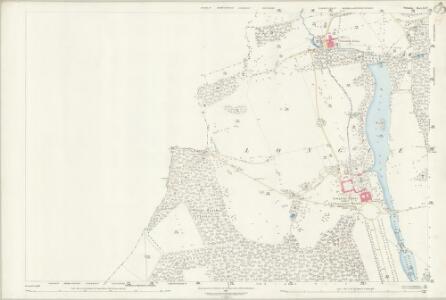 Wiltshire LI.9 (includes: Corsley; Horningsham; Selwood) - 25 Inch Map