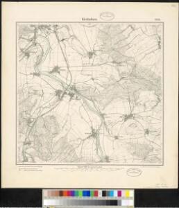 Meßtischblatt 2154 : Kirchohsen, 1898