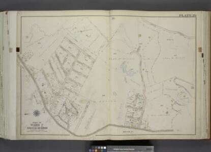 Part of Ward 2. [Map bound by Ridge Ave, Prospect     Ave, Ocean Terrace, Douglas Road, Richmond Road]