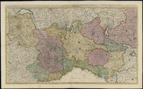 Status Sabaudici, tabulam in ducatum Sabaudiae, et Montisferrati, principatum Pedemontii, comitatum Nicaeensem, et caeteras partes minores