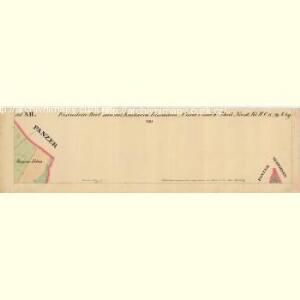 Eisenstein Dorf - c7755-2-022 - Kaiserpflichtexemplar der Landkarten des stabilen Katasters