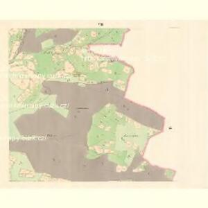 Zaschau (Zassow) - m3563-1-007 - Kaiserpflichtexemplar der Landkarten des stabilen Katasters