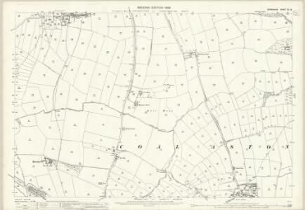 Derbyshire XII.13 (includes: Dronfield; Eckington; Sheffield) - 25 Inch Map