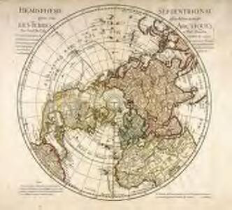 Hémisphère septentrional