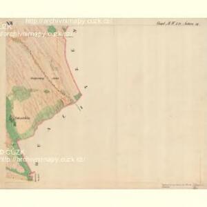 Zlabings - m2780-1-017 - Kaiserpflichtexemplar der Landkarten des stabilen Katasters