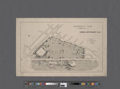 University Park, Brooklyn, N. Y., general improvement plan.