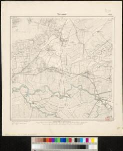 Meßtischblatt 1283 : Nortmoor, 1898
