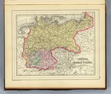 Prussia, German States.