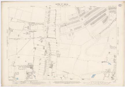 London XV.14 - OS London Town Plan