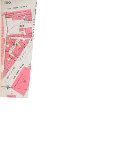 Insurance Plan of London Vol. V: sheet 100-1