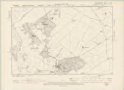 Hertfordshire XI.NE - OS Six-Inch Map