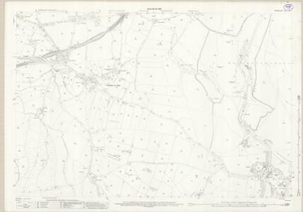 Westmorland XXIX.8 (includes: Ravenstonedale) - 25 Inch Map