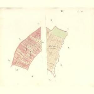 Petrau - m2261-1-008 - Kaiserpflichtexemplar der Landkarten des stabilen Katasters