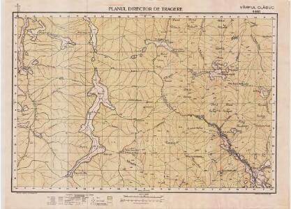 Lambert-Cholesky sheet 4461 (Vârful Clăbuc)