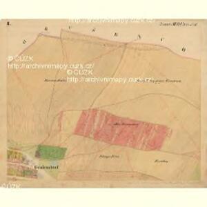 Grafendorf - m0872-1-003 - Kaiserpflichtexemplar der Landkarten des stabilen Katasters