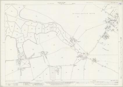 Kent XXV.9 (includes: Margate; Monkton; St Nicholas At Wade) - 25 Inch Map