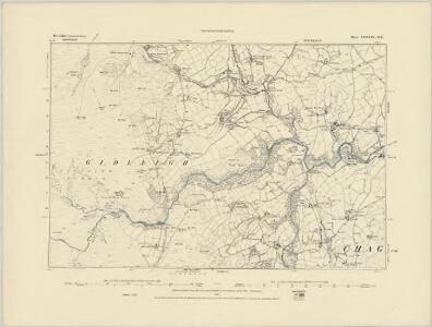 Devonshire LXXXIX.SE - OS Six-Inch Map
