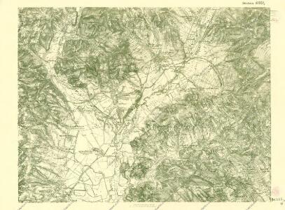 III. vojenské mapování 4058/1