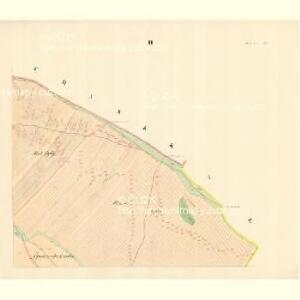Birnbaum (Hruschka) - m0917-1-002 - Kaiserpflichtexemplar der Landkarten des stabilen Katasters