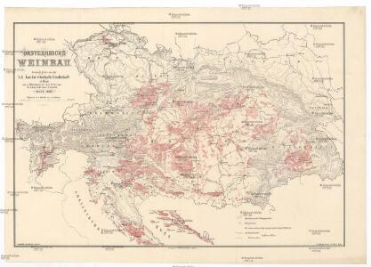 Oesterreichs Weinbau